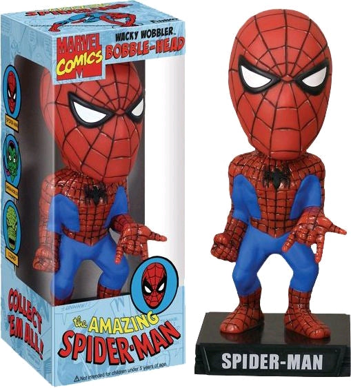 Spider-Man - Wacky Wobbler