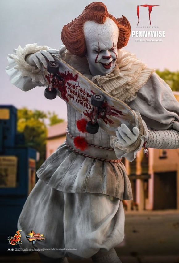 It: Chapter 2 - Pennywise with Balloon 1:6 Scale 12