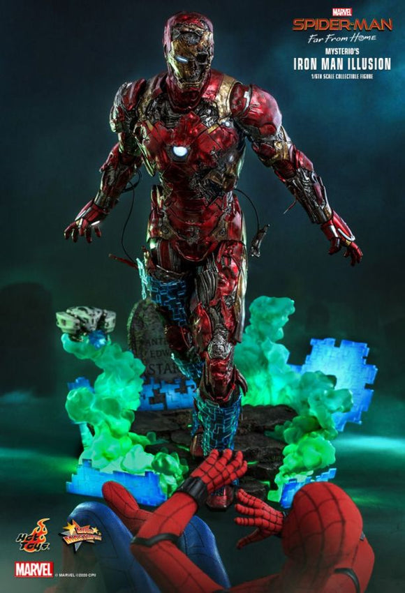 Spiderman: Far From Home - Mysterios Iron ManIllusion 1:6 Scale 12