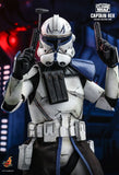 "Star Wars: The Clone Wars - Captain Rex 1:6 Scale 12"" Hot Toy Action Figure"