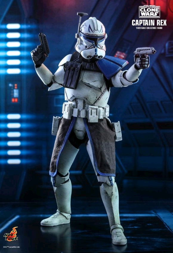 Star Wars: The Clone Wars - Captain Rex 1:6 Scale 12