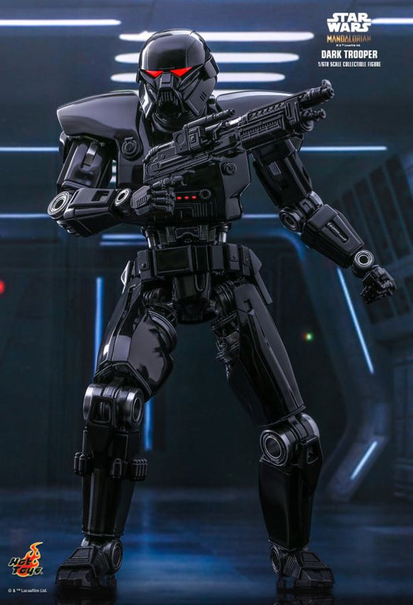 Star Wars: The Mandalorian - Dark Trooper 1:6 Scale 12