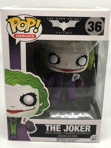 DC - Joker Pop! Vinyl