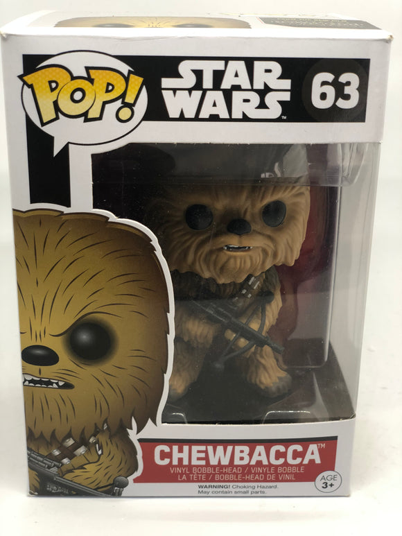 Star Wars - The Force Awakens - Chewbacca Pop! Vinyl