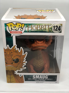 "Lord Of The Rings - Smaug 6"" Pop! Vinyl"
