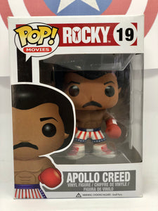 Rocky- Apollo Creed Pop! Vinyl