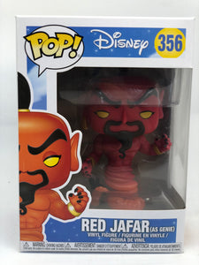 Aladdin - Red Jafar Pop! Vinyl