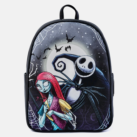 The Nightmare Before Christmas - Loungefly Simply Meant To Be Mini Backpack