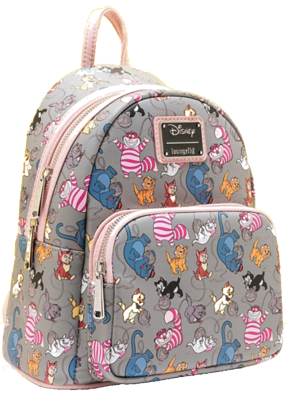 Disney - Loungefly Cats Mini Backpack