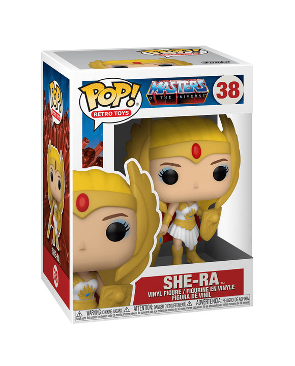 Masters of the Universe - She-Ra Classic Pop! Vinyl