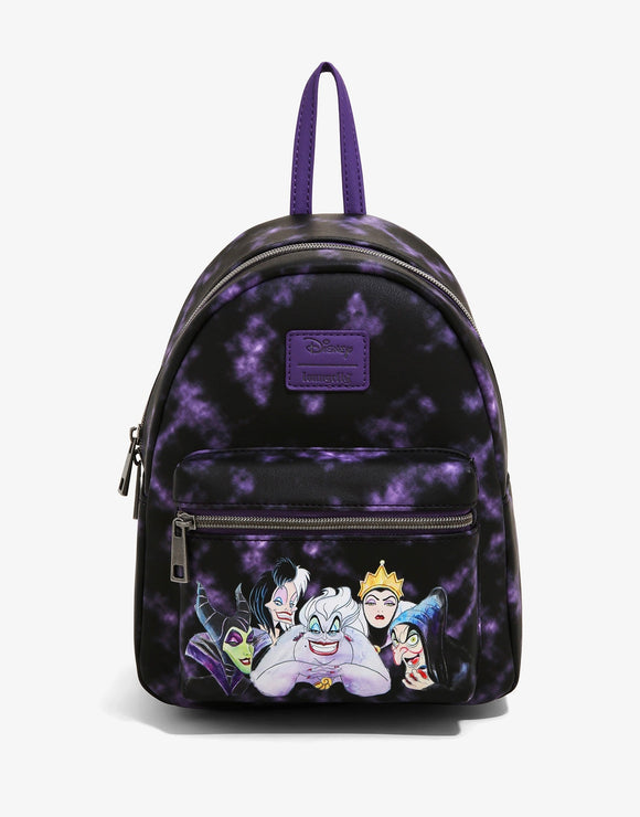 Disney - Loungefly Villains US Exclusive Mini Backpack