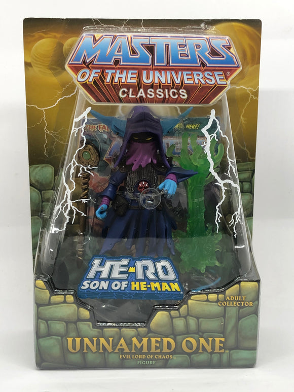 Masters of the Universe Classics - Unamed One Action Figure