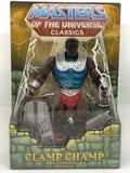Masters of the Universe Classics - Clamp Champ Action Figure