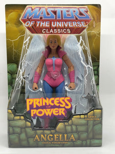 Masters of the Universe Classics - Angella Action Figure