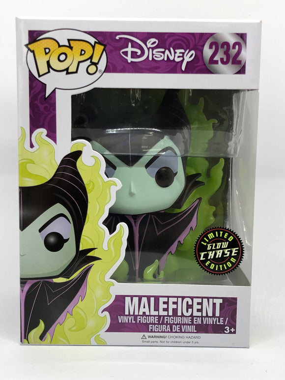 Disney - Maleficent Glow Chase Pop! Vinyl