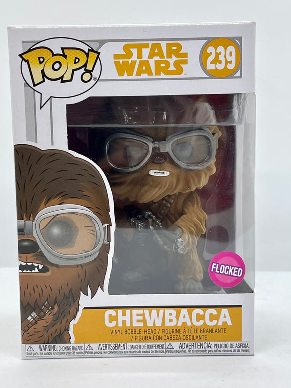 Star Wars: Solo - Chewbacca Flocked Pop! Vinyl