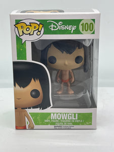 The Jungle Book - Mowgli Pop! Vinyl