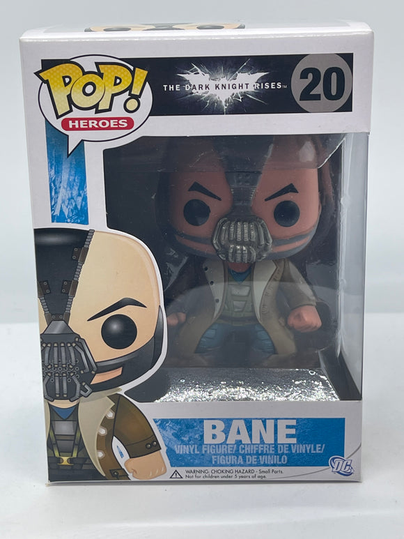 The Dark Knight Rises - Bane Pop! Vinyl