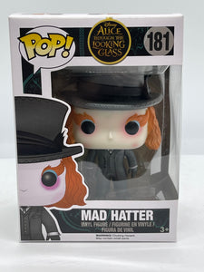 Alice Through The Looking Glass - Mad Hatter Pop! Vinyl