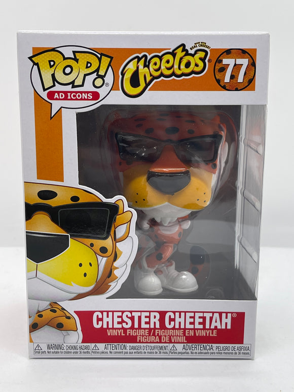 Cheetos - Chester Cheetah Pop! Vinyl