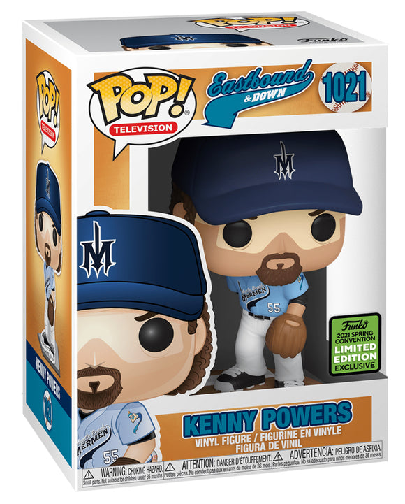 Eastbound & Down - Kenny Powers ECCC 2021 Excl Pop Vinyl