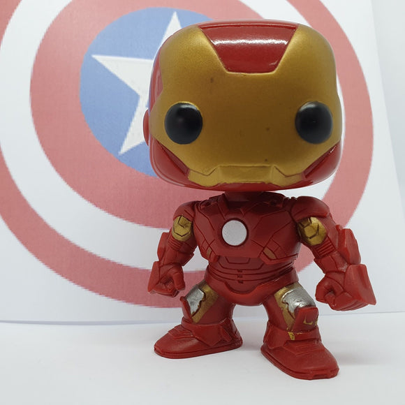 Avengers - Iron Man (Mark VII) Out of Box Pop! Vinyl