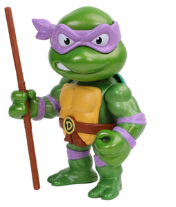 "TMNT - Donatello 4"" Metals Figure"