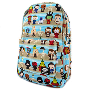 Star Wars - Phantom Menace Chibi Backpack
