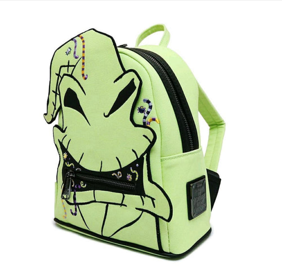 Loungefly Oogie Boogie Creepy Crawlies Mini Backpack