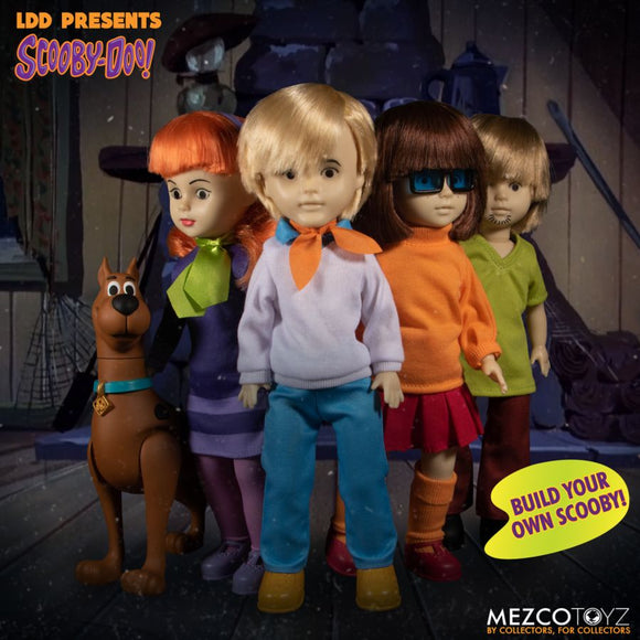 Living Dead Dolls Presents - Scooby Doo Mystery Inc Team Assortment