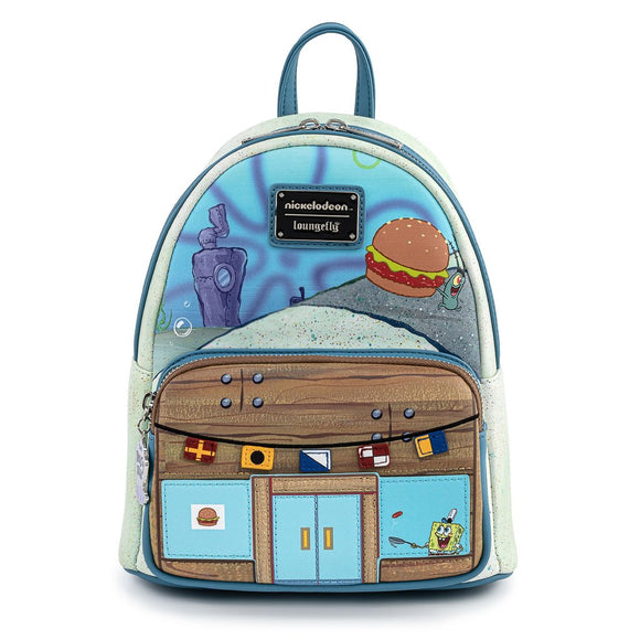 SpongeBob SquarePants - Loungefly Krusty Krab Mini Backpack