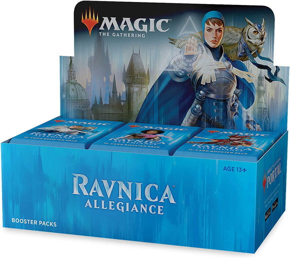 Magic the Gathering - Ravnica Allegiance Booster Box