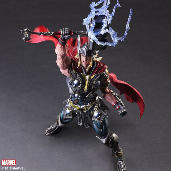 Thor - Variant Play Arts Action Figure