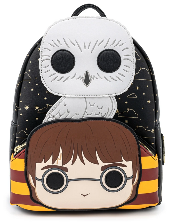 Harry Potter - Loungefly Hedwig Mini Backpack