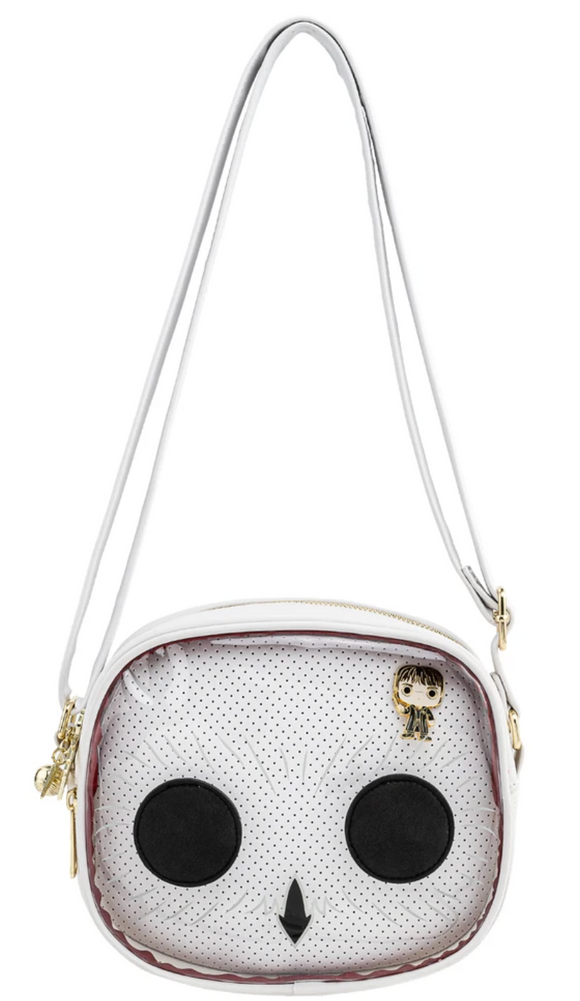 Harry Potter - Hedwig Loungefly Pin Trader Crossbody