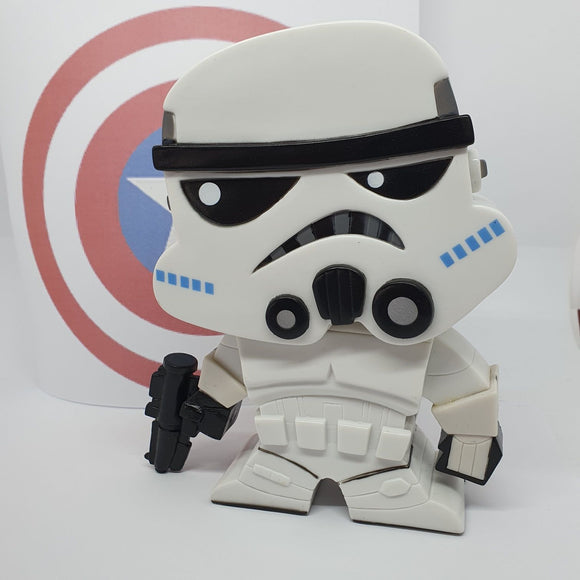 Star Wars - Stormtrooper Out of Box Blox Figure
