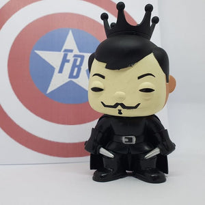 V for Vendetta - Freddy Funko SDCC 2012 Exclusive Out of Box Pop! Vinyl