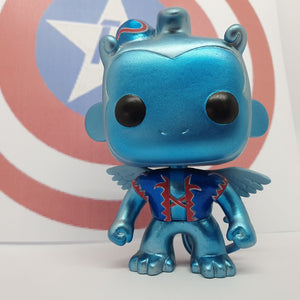 Wizard of Oz - Winged Monkey SDCC 2012 Exclusive Metallic Out of Box Pop! Vinyl