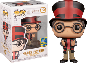 Harry Potter - Harry Potter at Quidditch World Cup SDCC 2020 Pop! Vinyl Figure
