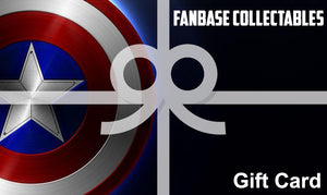 Fanbase Collectables Gift Voucher