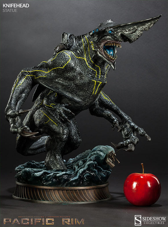 Knifehead: Pacific Rim Statue by Sideshow Collectibles