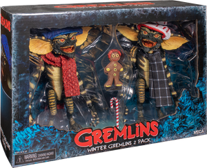 "Gremlins - Christmas Carol Gremlin #1 7"" Action Figure 2-pack"