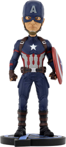 Avengers 4: Endgame - Captain America Head Knocker