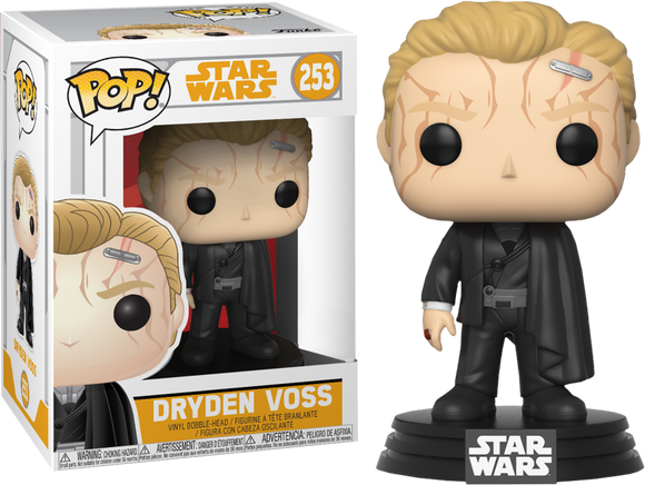 Star Wars: Solo - Dryden Voss Pop! Vinyl Figure (RS)