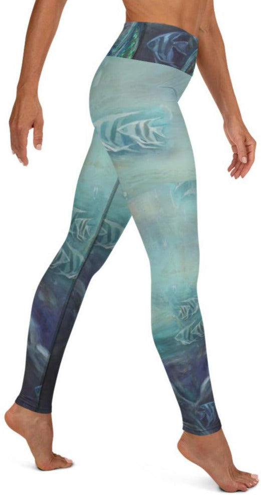 """Sweet Dreams"" Yoga Leggings"