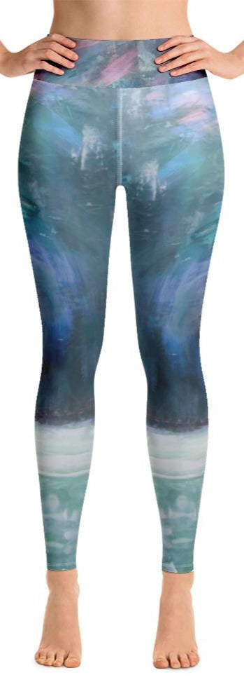 """Misty Copeland"" Yoga Leggings"
