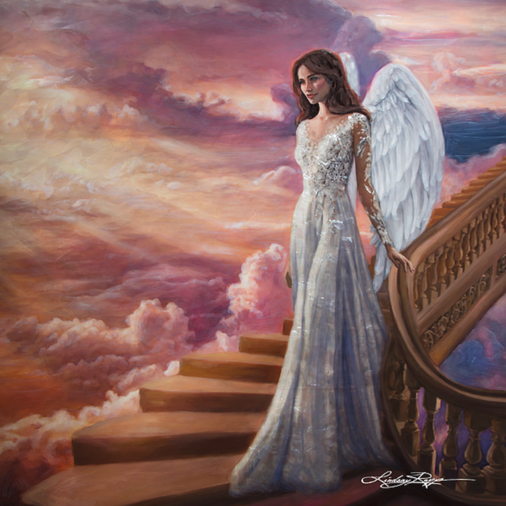 """Stairway to Heaven"" Prints"