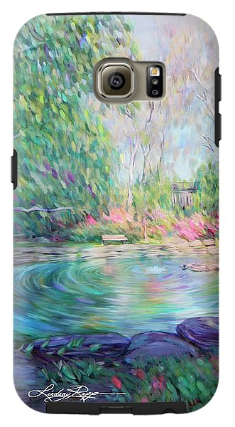 """Bio Pond"" iPhone Case"