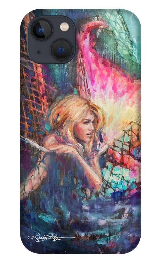 """Caught"" iPhone Case"