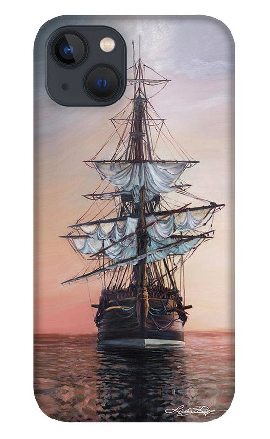 """Sunset Arrival"" Phone Case"